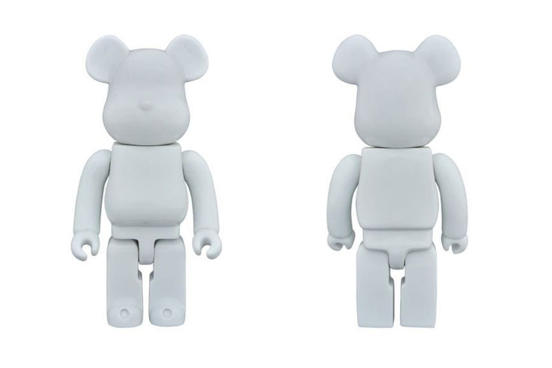 Faceless Porcelain Bears