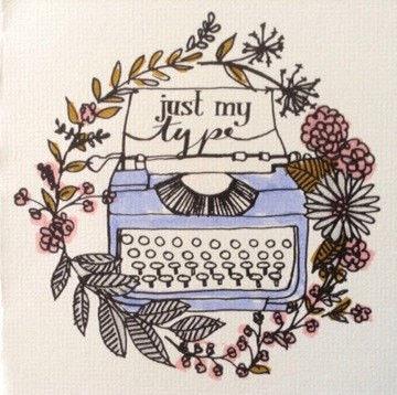 Literary Love Cards