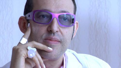 Pensive Designer Pose Blogs
