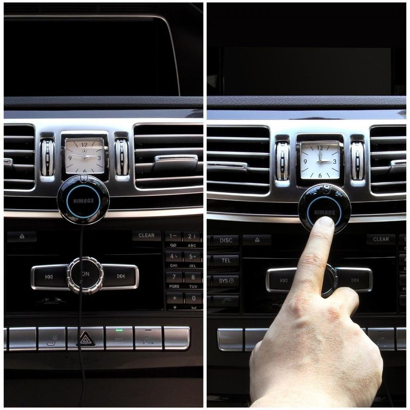 In-Car Smartphone Connectors
