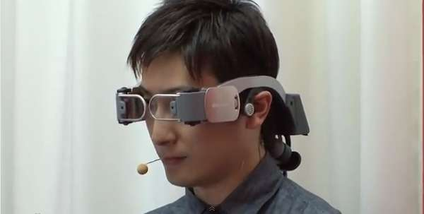 Cordless Conversation Spectacles