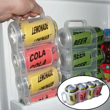Four-Pack Alcohol Carriers
