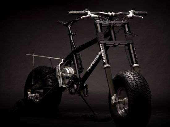 All-Terrain Electro Bikes