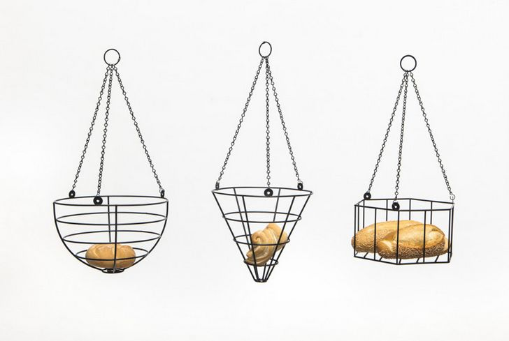 Suspended Bread Storage
