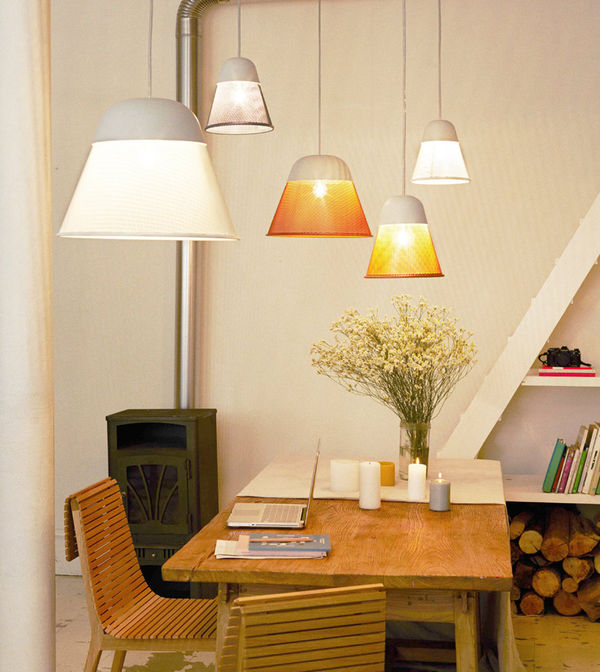 Swinging Pendant Lamps