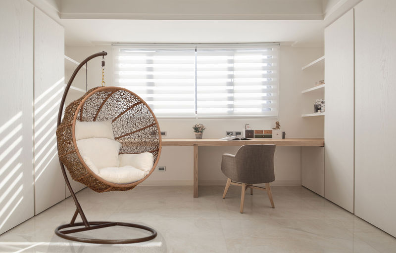 Suspended Cocoon Seating Hanging Lounger