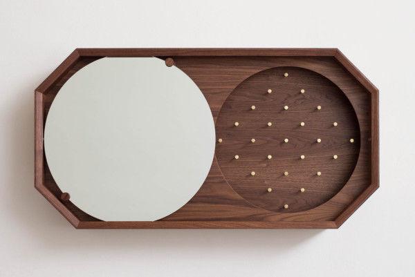Multipurpose Hanging Mirrors