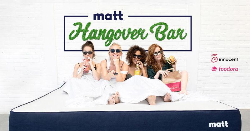 Restorative Hangover Bars