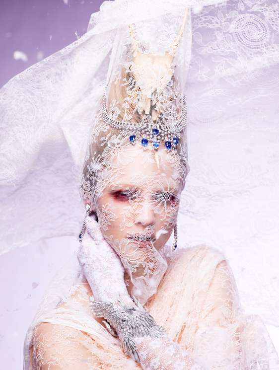 Ice Queen Editorials
