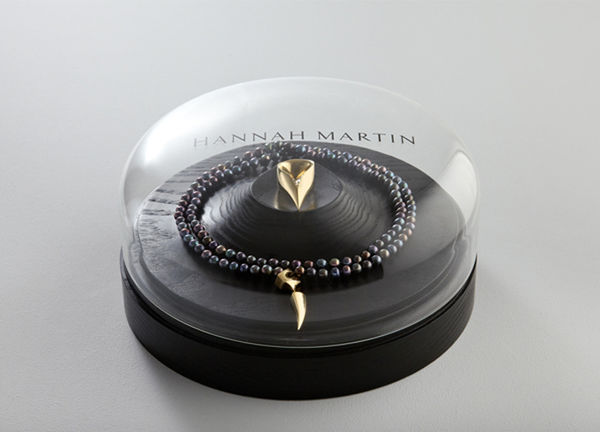 Hannah Martin Jewelry Packaging