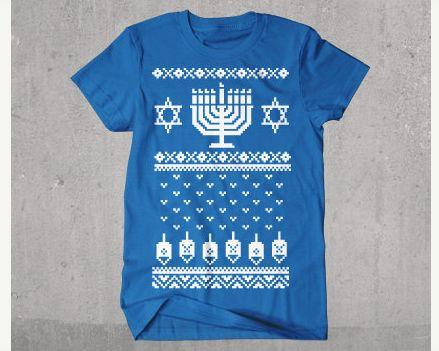 Hideous Hanukkah Shirts