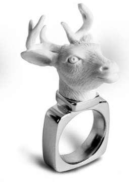 Reindeer Rings