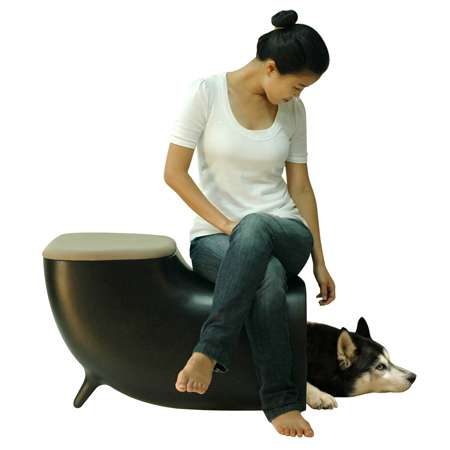 Pet-Bonding Pedestals