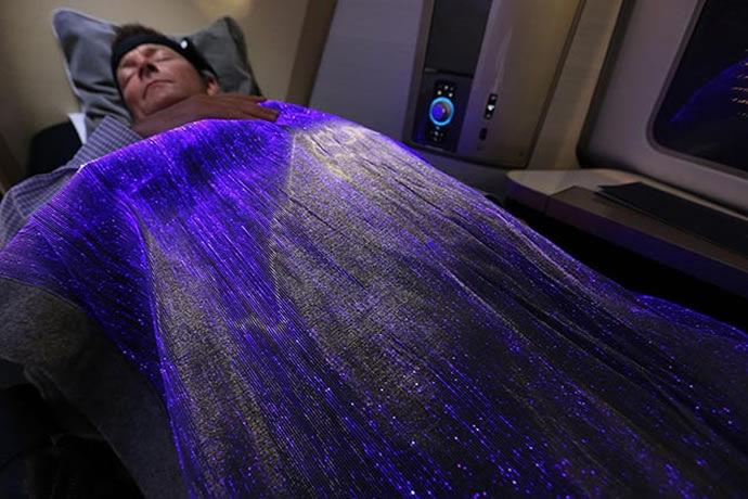 Illuminated Emotion Blankets