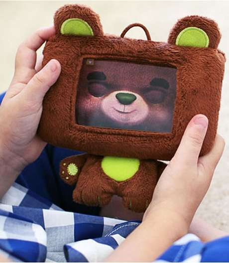 Stuffed Toy Smartphone Cases