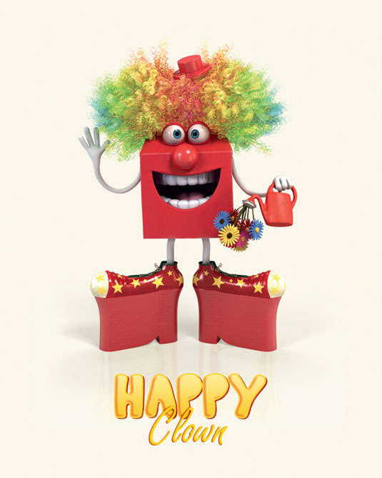 Wacky Fast Food Characters Happy Meal Characters