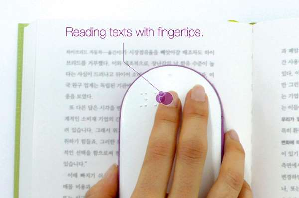 Fingertip Reading Scanners