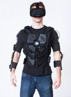 Sensitive Virtual Reality Suits
