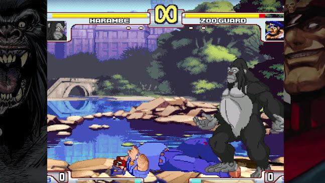 Gorilla Meme Video Games