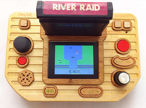 Retro Timber Gaming Systems