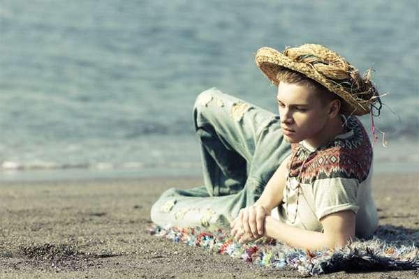 Seashore Fashion Shoots