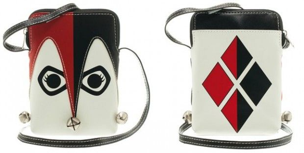 Villainous Harlequin Wallets