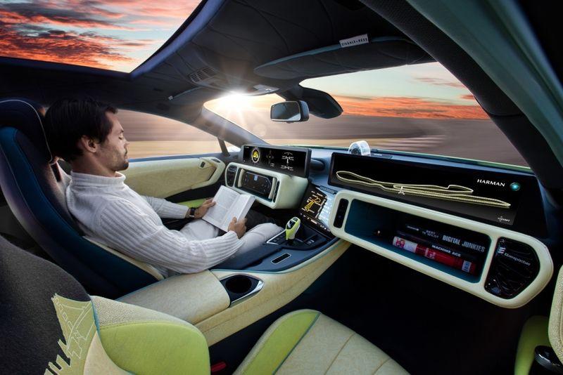 Autonomous Car Systems
