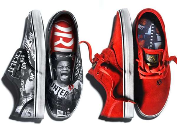 Harold Hunter Foundation DVS