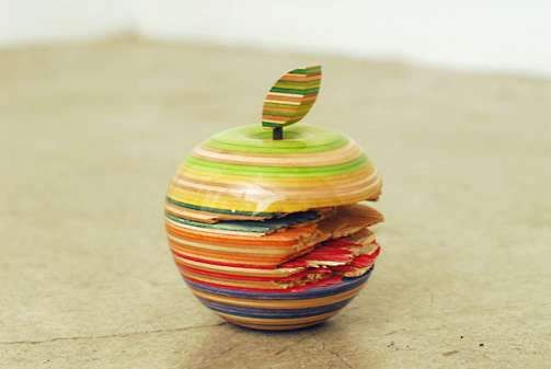Fruity Eco Sculptures