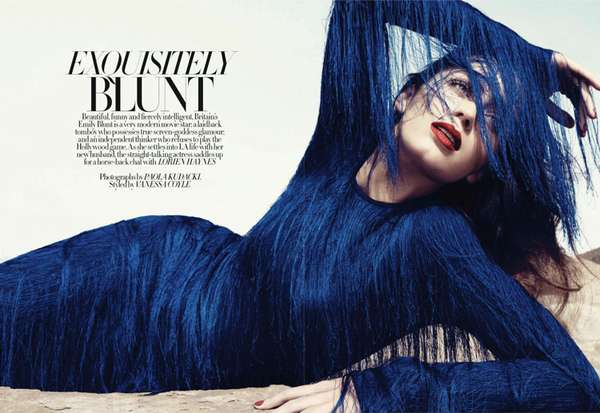 harper s bazaar january 2011