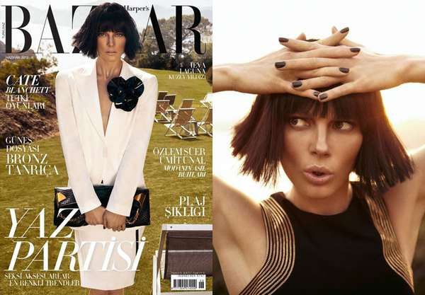 Harper s Bazaar Turkey June 2012