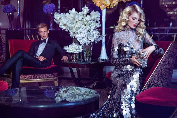 High Society Editorials