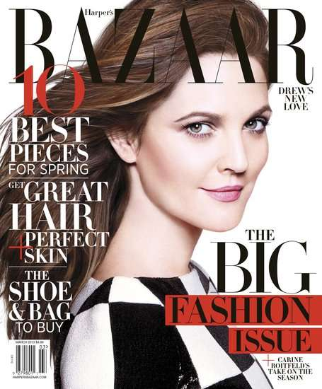 harper's bazaar march 2013