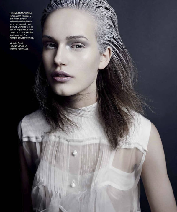 Harper's Bazaar Mexico February 2014