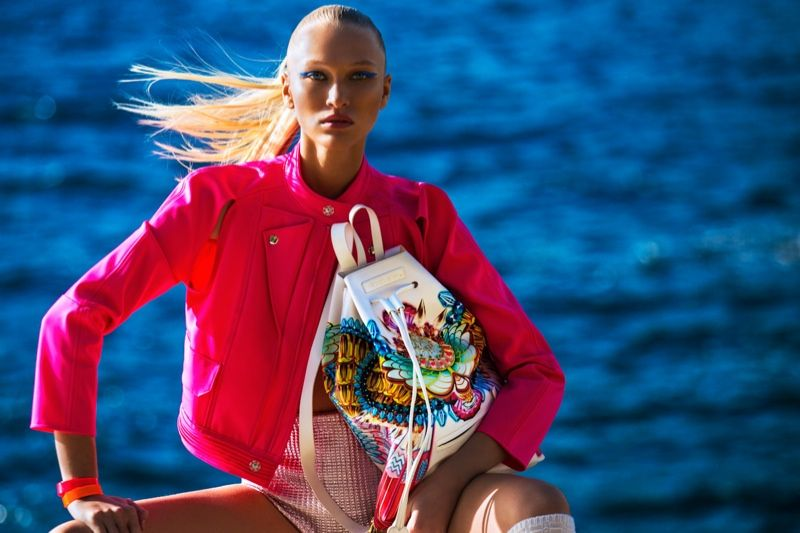 Athletic Couture Editorials