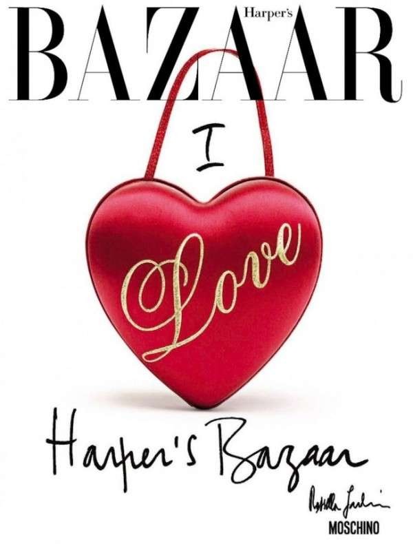Harper's Bazaar Russia custom covers