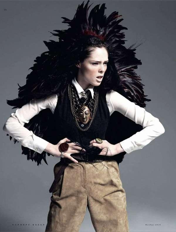 Revamped Russian Fashion