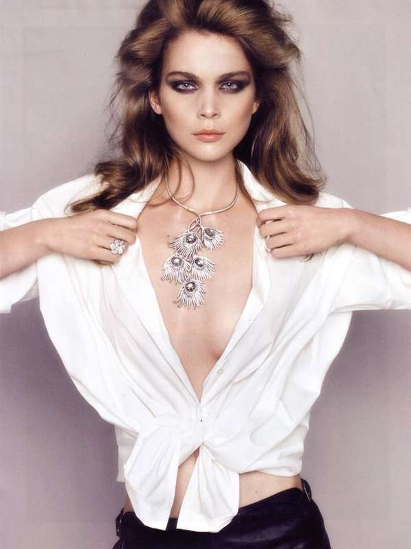 Harper's Bazaar Spain June 2010