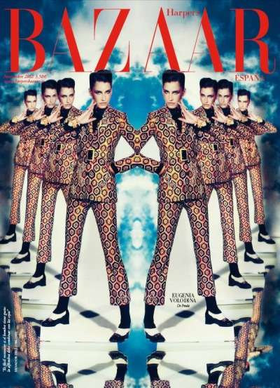 Harper's Bazaar Spain November 2012