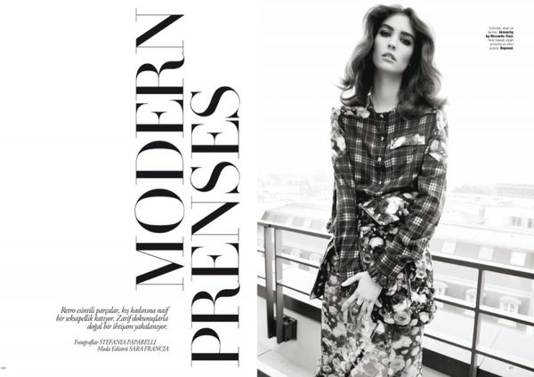 Modern Princess Editorials