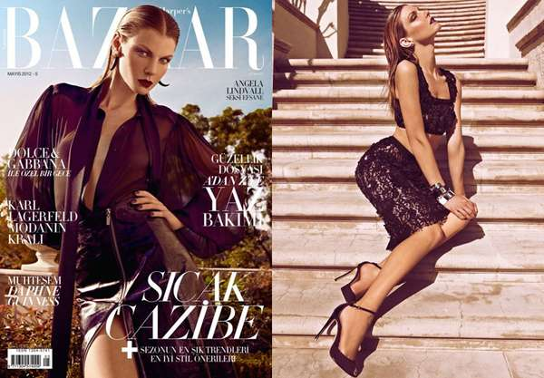 Harpers Bazaar Turkey May 2012