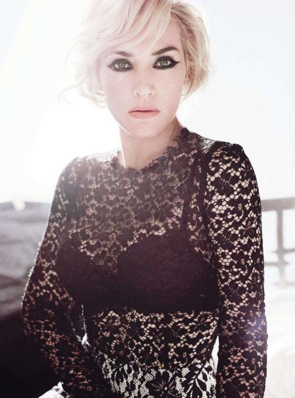 Harper's Bazaar UK November 2011