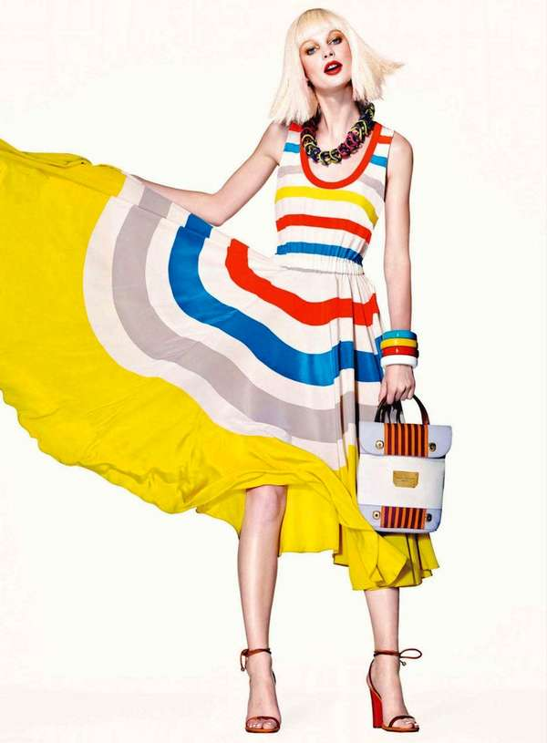 Super-Striped Pictorials