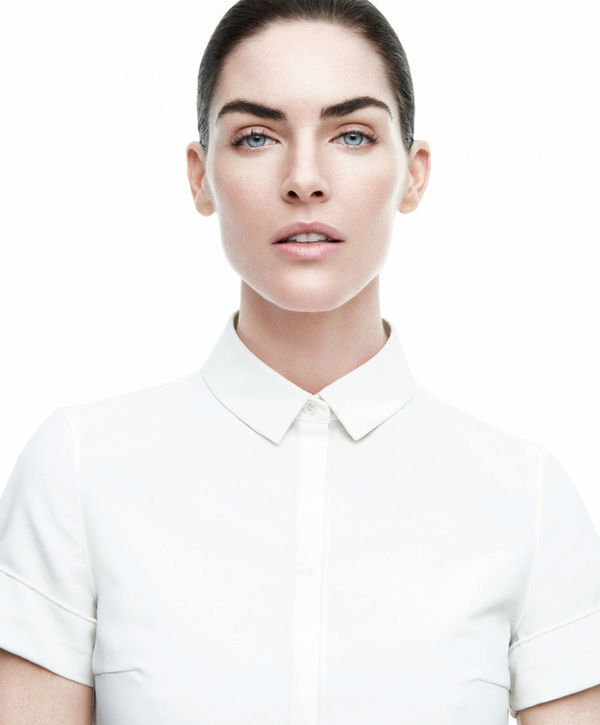 Sophisticated Ivory-Hued Editorials