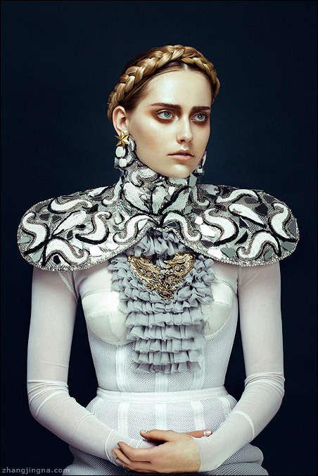 Chunky Medieval Fashion