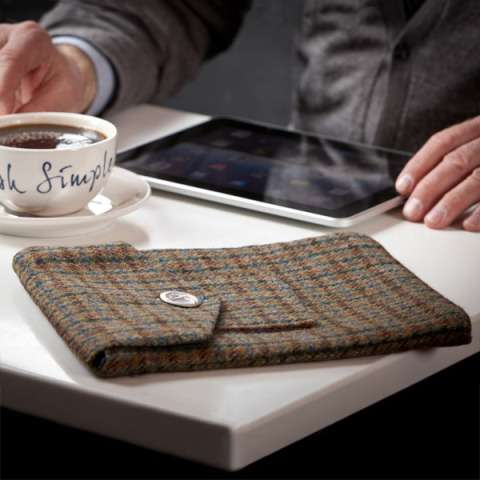Tweed Tablet Covers