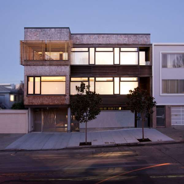 Derby Run Apartments: Open Urban Architecture : Harrison Street Residences By