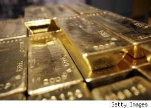 Department Store Gold Bouillon
