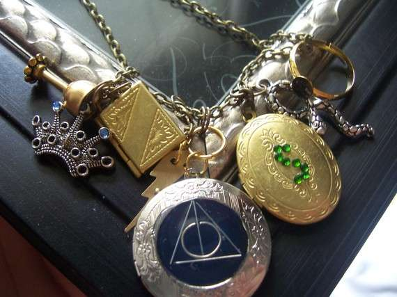 Wizardly Villain Necklaces