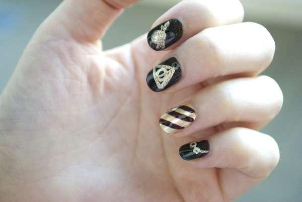 Wizard-Worthy Manicures